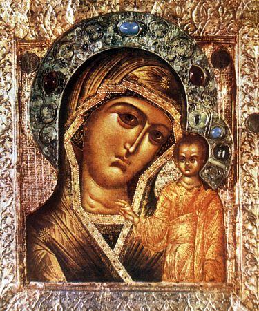 икона богородицы в москве: